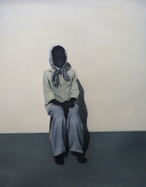 , 'Black Painting No. 32,' 2008, 10 Chancery Lane Gallery