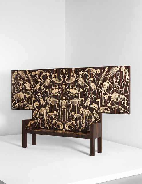 , 'Perished Bench,' 2006, Museum of Arts and Design