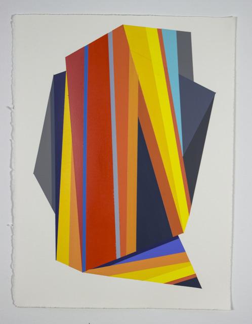 , 'Propel,' 2016, Elizabeth Houston Gallery