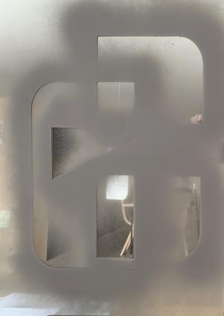 , 'no title,' 2019, Charim Galerie