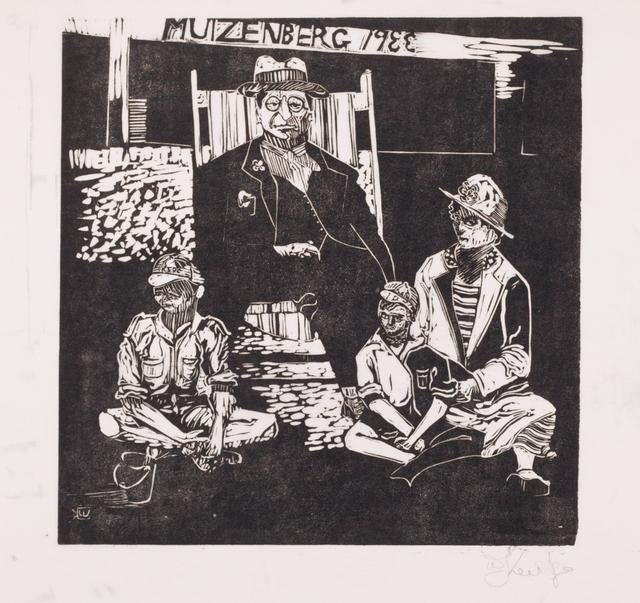 , 'Muizenberg 1933,' 1975, Sylvan Cole Gallery