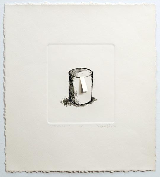 , 'Untitled Whit Shadow,' 1970, Espacio Mínimo