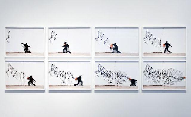 , 'Vultures,' 2012, Lehmann Maupin
