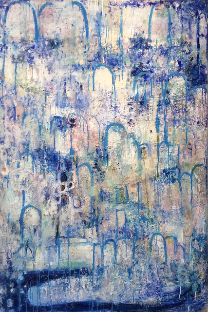 , 'Hydrology,' ca. 2017, Carrie Haddad Gallery