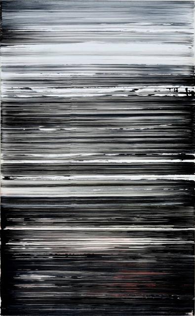 , '日出日落Sunrise and sunset,' 2012, Yuan Ru Gallery