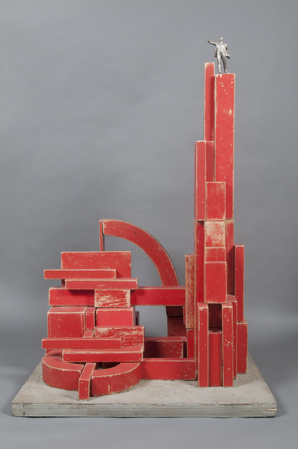 , 'Model for the Palace of the Soviets,' Second half of the 1920s, Sophia Contemporary
