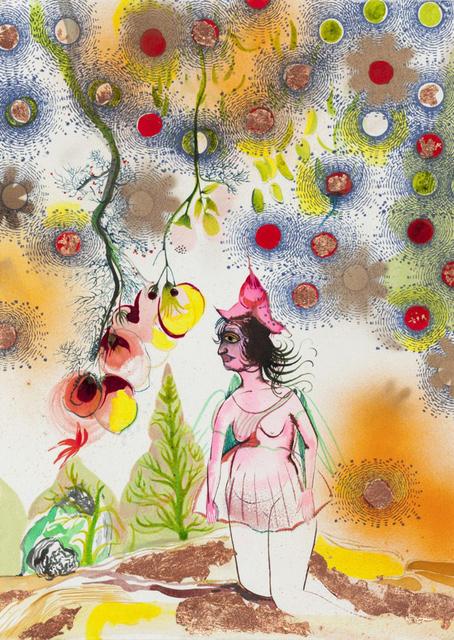 Rina Banerjee, 'Unthinkable skirt', 2015, Aicon Gallery