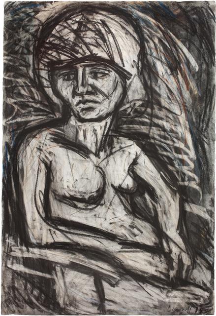 , 'Fidelma #2,' 1978, Huxley-Parlour