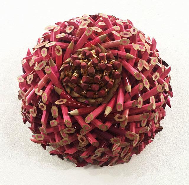 , 'Flower,' 2018, LGM Arte Internacional