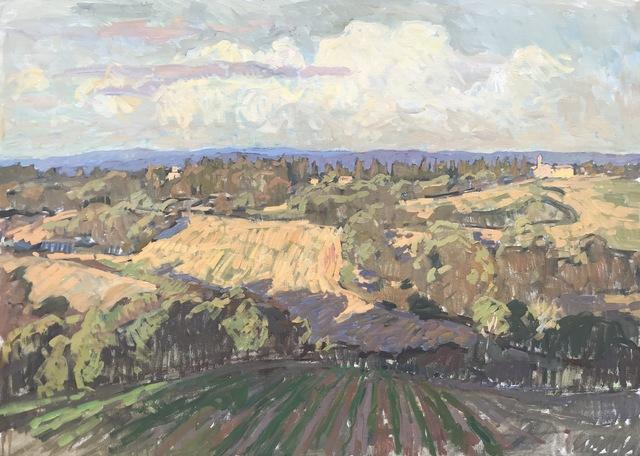 Ben Fenske, 'Evening Cloud', 2019, Grenning Gallery