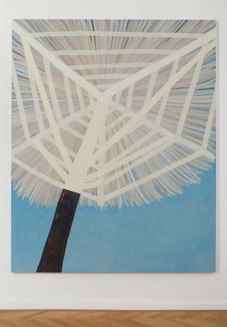 , 'WIP - Beach Umbrella,' 2018, GNYP Gallery