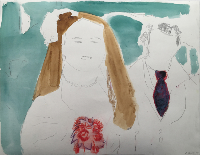 , 'casamento,' 2011, Galeria Nara Roesler