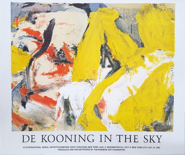 Willem de Kooning, 'De Kooning In The Sky', 1982, Graves International Art