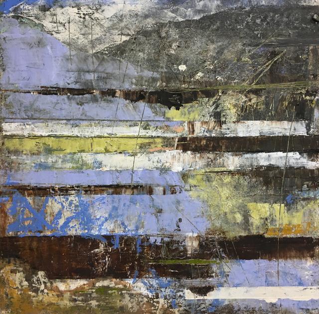 , 'Leeward,' 2017, West Branch Gallery