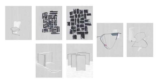 , 'Terre des hommes (Grupo III),' 2017, 80M2 Livia Benavides