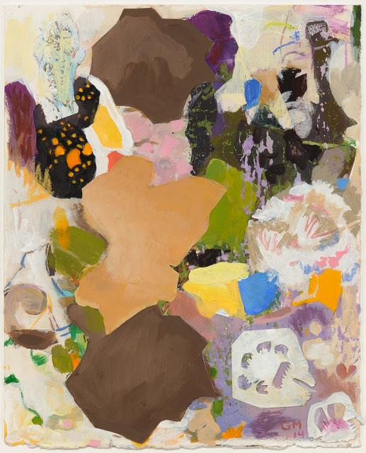 , 'Carnation,' 2014, Paul Thiebaud Gallery