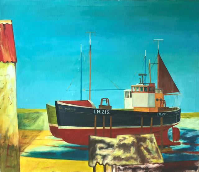 , 'Mizpah,' ca. 1967, The Scottish Gallery