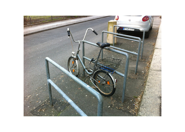 , 'Berlin Bike,' 2012, Parasol unit foundation for contemporary art