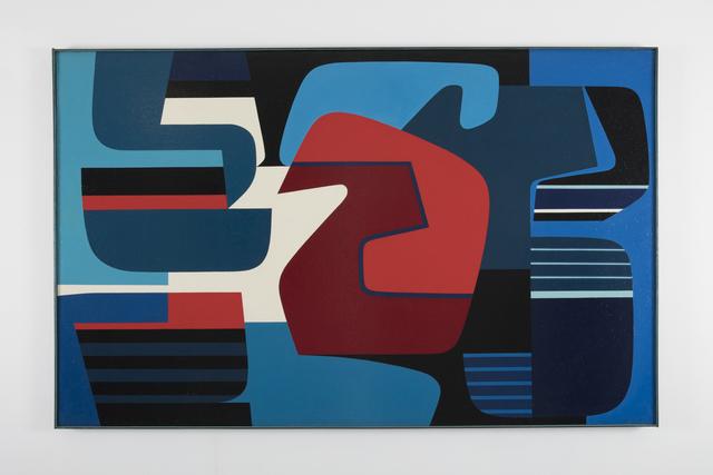, 'Paris Paris,' 1953, Galerie Denise René