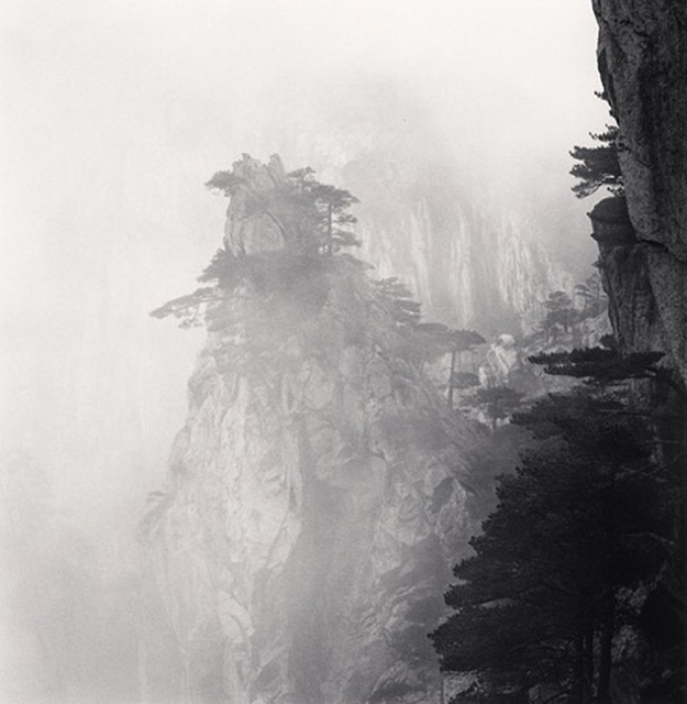 , 'Huangshan Mountains, Study 56, Anhui, China,' 2017, Dolby Chadwick Gallery