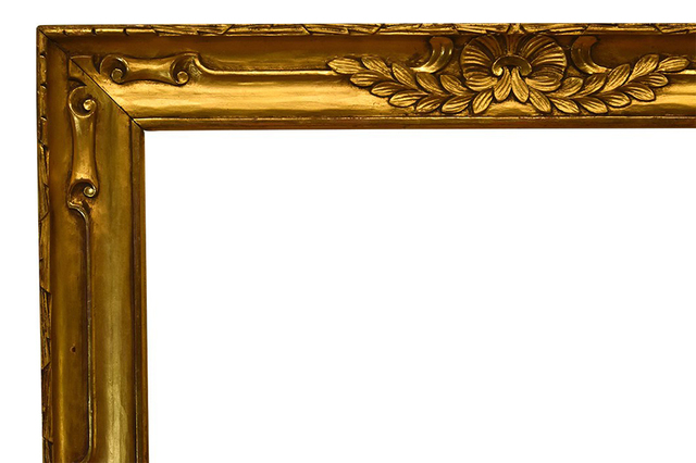 , 'Arts and Crafts Carved and Gilded Frame Circa 1910 (21.75x25.5),' ca. 1910, Susquehanna Antique Company