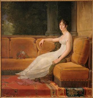 François-Pascal-Simon, called Baron Gérard, 'Madame Bonaparte', 1809, Musée national du château de Malmaison