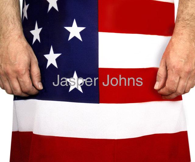 , 'Jasper Johns,' 2001, ArtStar