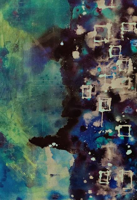 , '21FA,' 2016, Joshua Tree Art Gallery