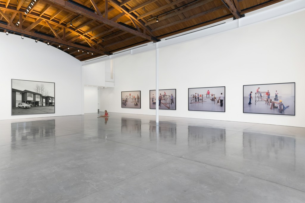 Artwork © Artists and Estates. Photo: Jeff McLane. Courtesy of Gagosian.