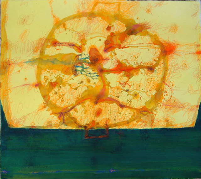 , 'Paella by the sea,' 2014, Olsen Irwin