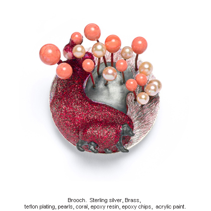 , 'Brooch,' , Gallery Loupe