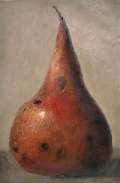 , 'Red Pear,' 2012, Gallery Henoch