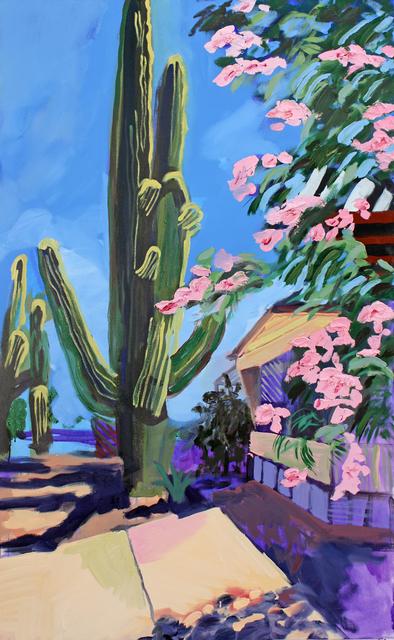 , 'Mobile Gardens Saguaro (The Ship),' 2017, G. Gibson Gallery