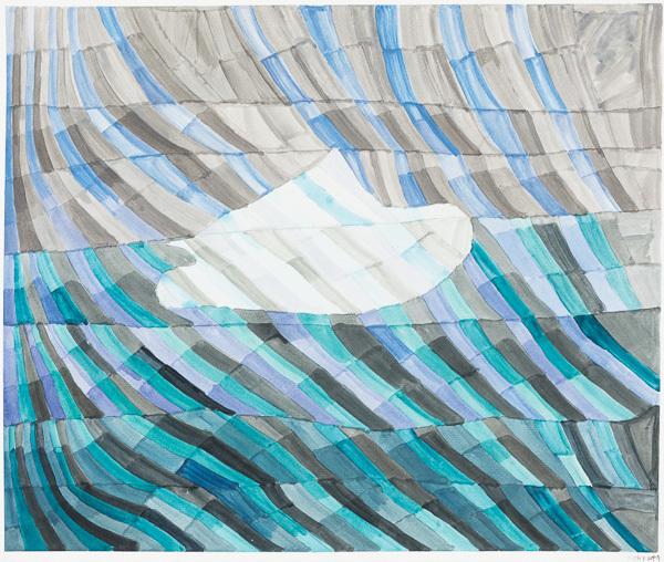 , 'Iceberg,' 2017, Creativity Explored