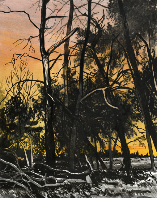 Sebastian Nebe, 'Small landscape', 2019, Galerie Kleindienst