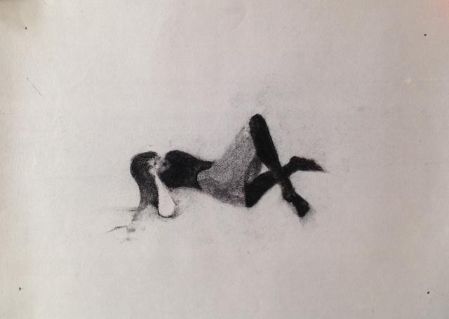 Jonathan Huxley, 'Caller Waiting', 2014, Galerie Olivier Waltman   Waltman Ortega Fine Art