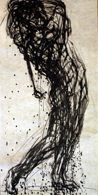 , 'Golfspieler seitlich,' 2003, Galerie Klose
