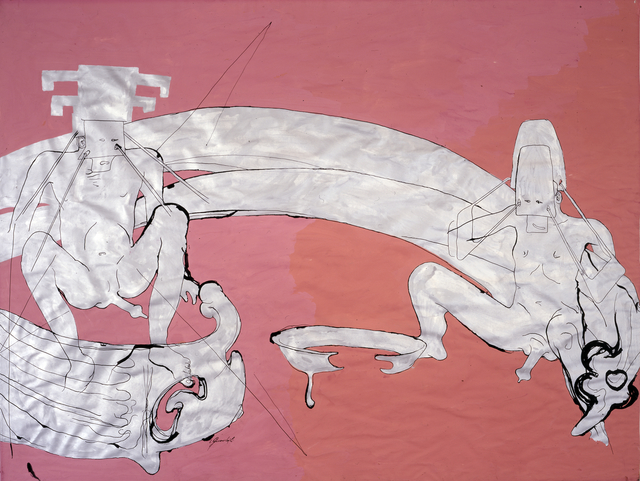 , 'Ohne Titel,' ca. 1980, Galerie Elisabeth & Klaus Thoman