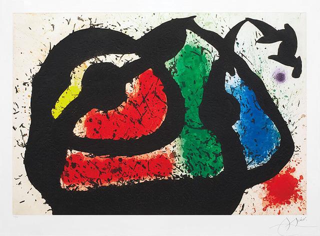 , 'L'Ogre Enjoue (The Playful Ogre), 1969,' 1969, Masterworks Fine Art