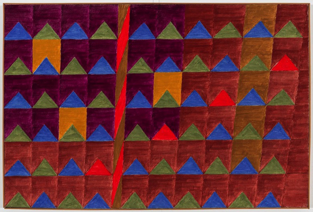 , 'Untitled (Bandeirinhas com mastro),' Late 1970`s, Bergamin & Gomide