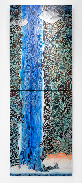 , 'Takitsubo,' 2016, McClain Gallery
