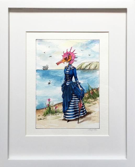 , 'Seaside, 1880s,' 2018, StolenSpace Gallery