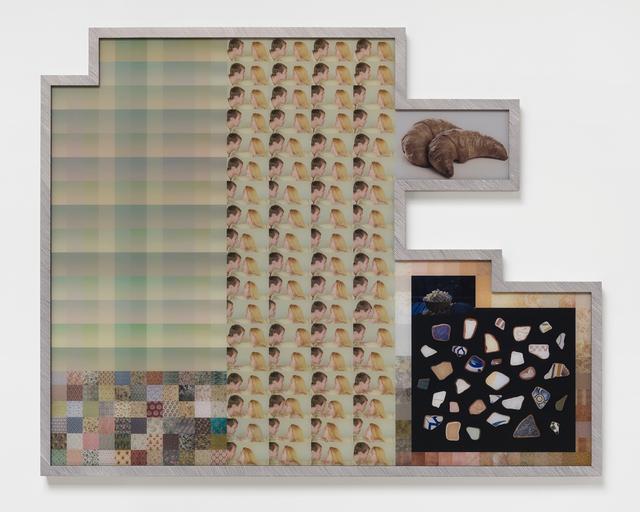 , 'Almost Like Rebar No.3,' 2017, Tanya Bonakdar Gallery