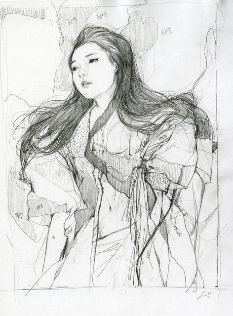 ", '""Narisa Study"",' 2015, Hashimoto Contemporary"