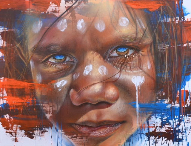 Adnate, 'Timeless', 2016, Print, 300 gsm giclee print on cotton rag paper, Metro Gallery