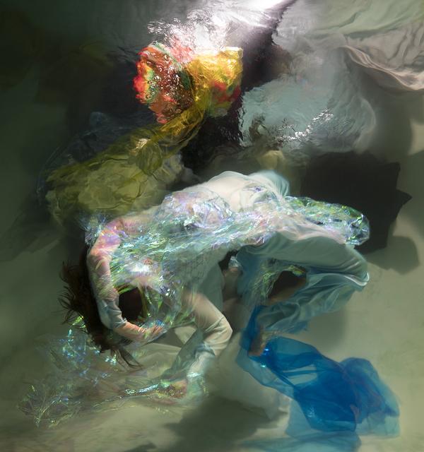 , 'Liquid State,' 2018, ART LABOR Gallery