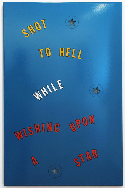 , 'Shot to Hell,' 1996, Mai 36 Galerie