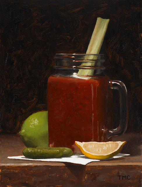 , 'Bloody Mary,' 2017, Rehs Contemporary Galleries