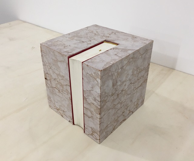 , 'Cube (The Border Trilogy),' 2018, SPROVIERI