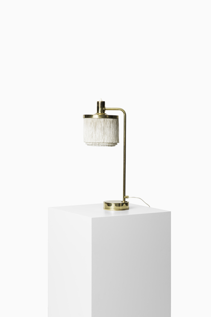 , 'Hans-Agne Jakobsson table lamp model B-140,' ca. 1950, Studio Schalling